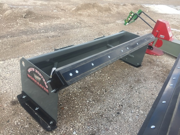 2019 Worksaver WOSPS-2484R Loader and Skid Steer Attachment