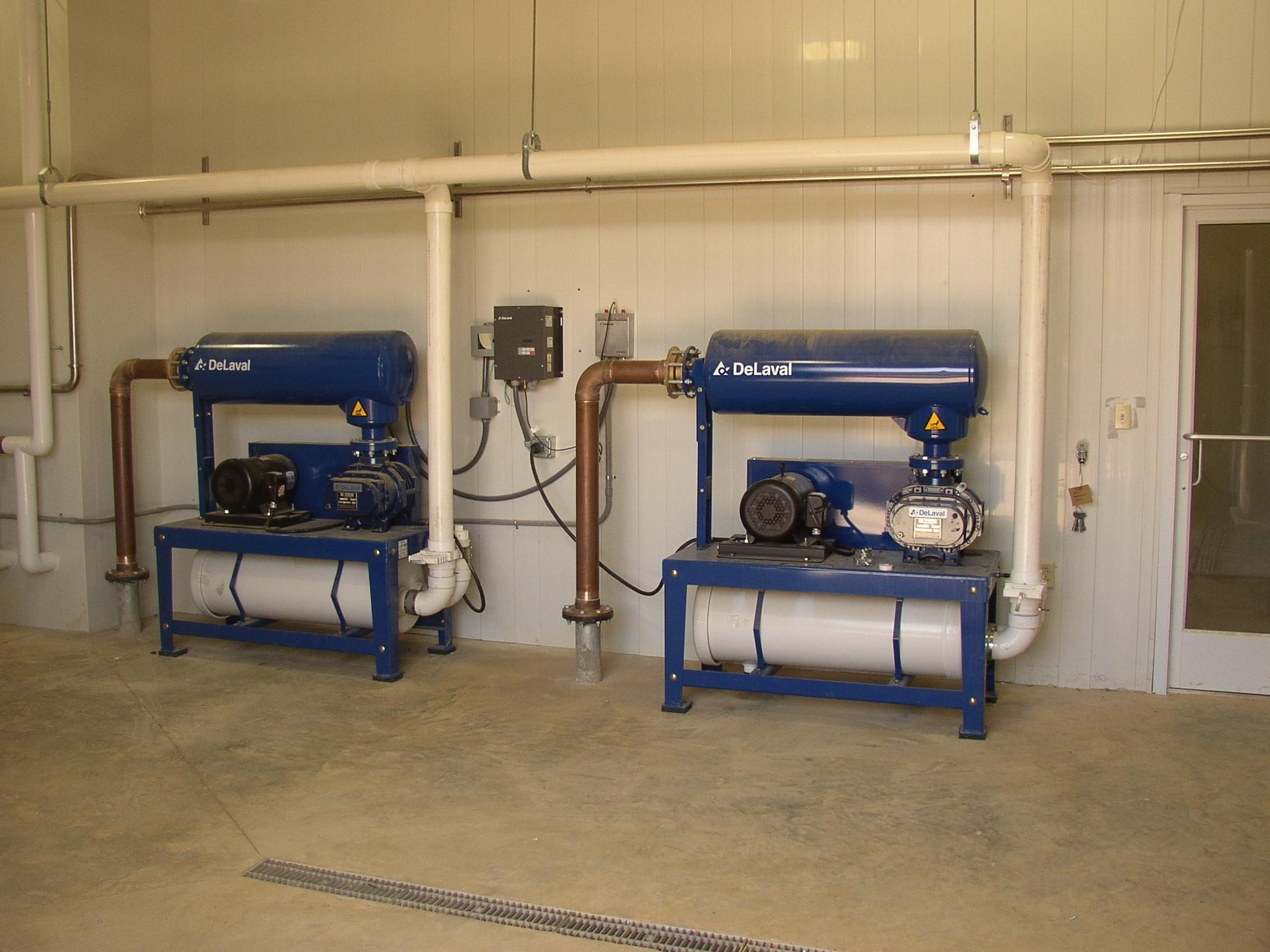 Alfa-Laval Agri Vacuum Pumps Milking Equipment