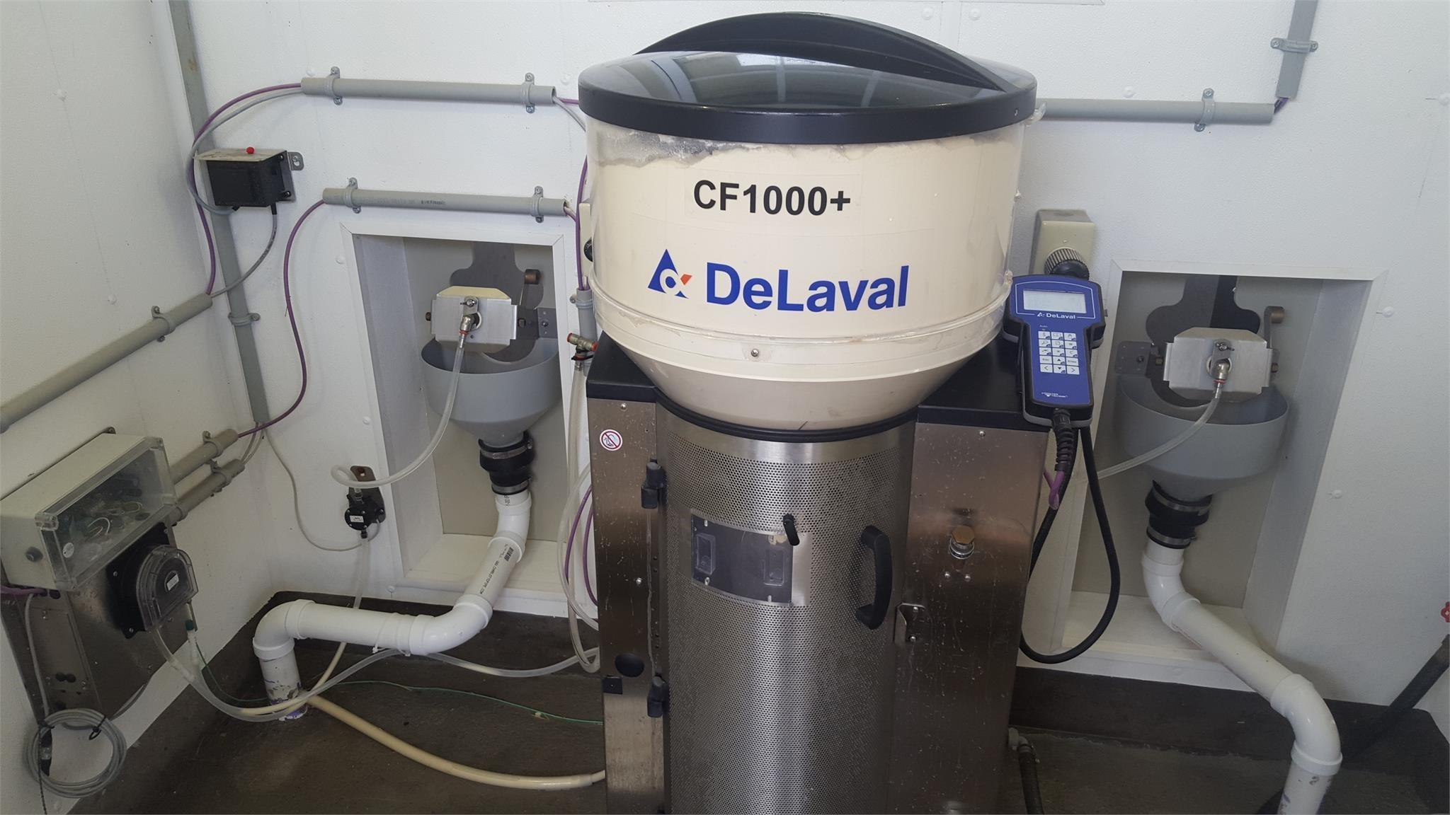 Alfa-Laval Agri CF1000 Cattle Equipment