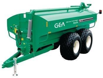 GEA EL48-4D4400 Manure Spreader