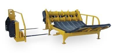 Tubeline BF5000 3PH Hay Stacking Equipment
