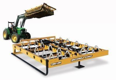 Tubeline AC1200 Hay Stacking Equipment