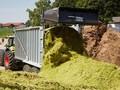 2020 Fliegl GIANT ASW271 Forage Wagon