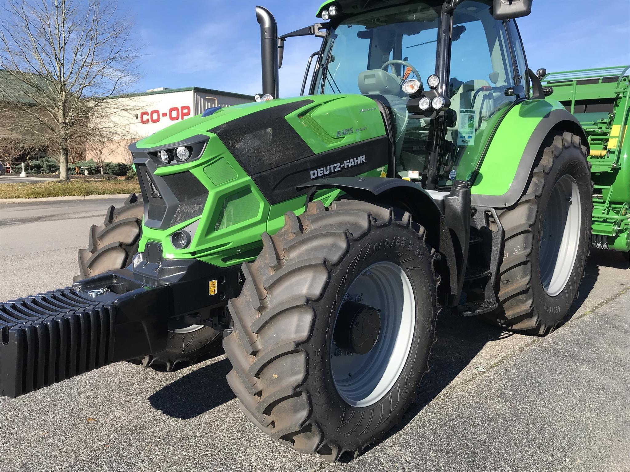 2019 Deutz Fahr AGROTRON 6185 Tractor