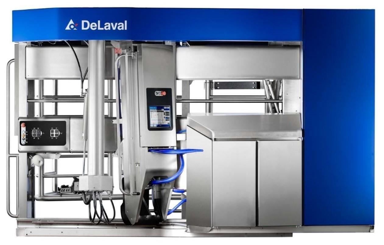 Alfa-Laval Agri VMS Milking Equipment