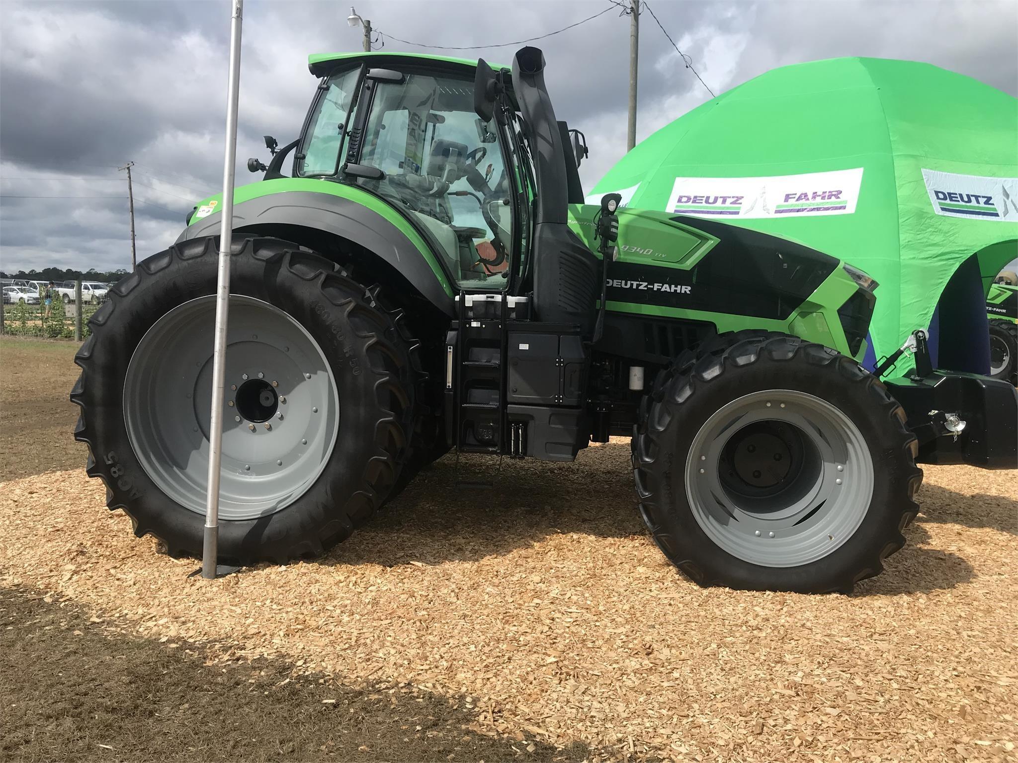 2019 Deutz Fahr AGROTRON 9340 TTV Tractor