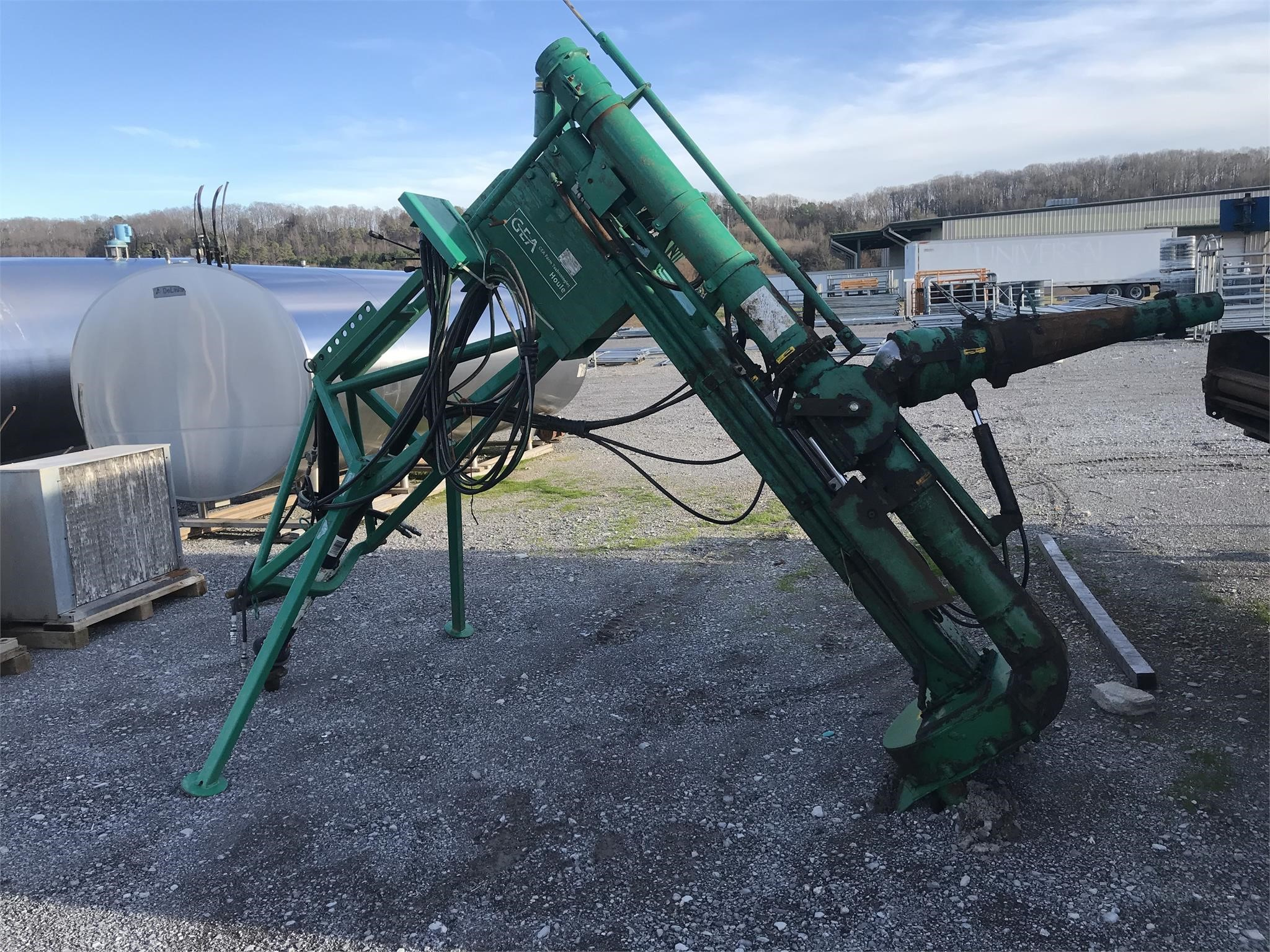 2016 GEA SP-3B-6 Manure Pump