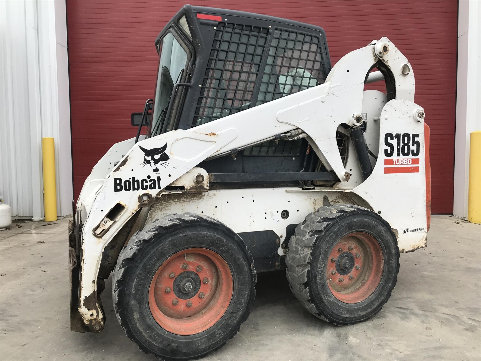 2006 Bobcat S185 Skid Steer