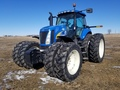 2008 New Holland T8040 175+ HP