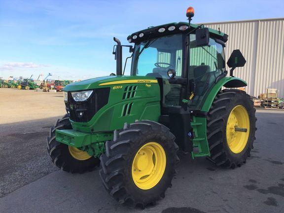 2019 John Deere 6120R Tractor