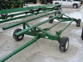Home Made 17' HEAD TRAILER Header Trailer