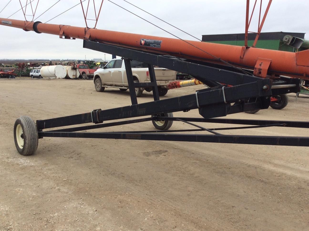 Wheatheart SA1071 Augers and Conveyor