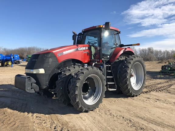 2011 Case IH Magnum 290 Tractor