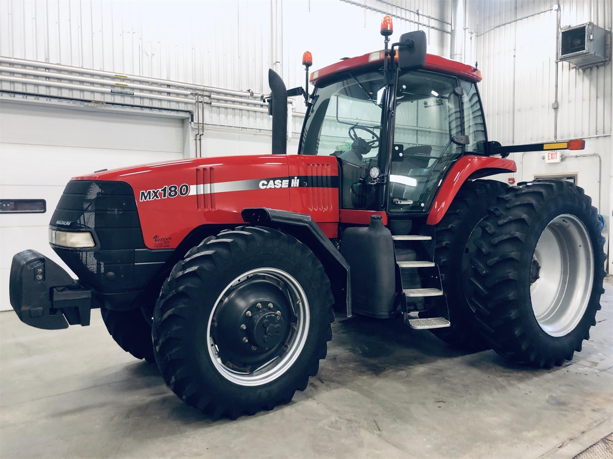 1999 Case IH MX180 Tractor