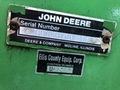 1999 John Deere 650 Disk