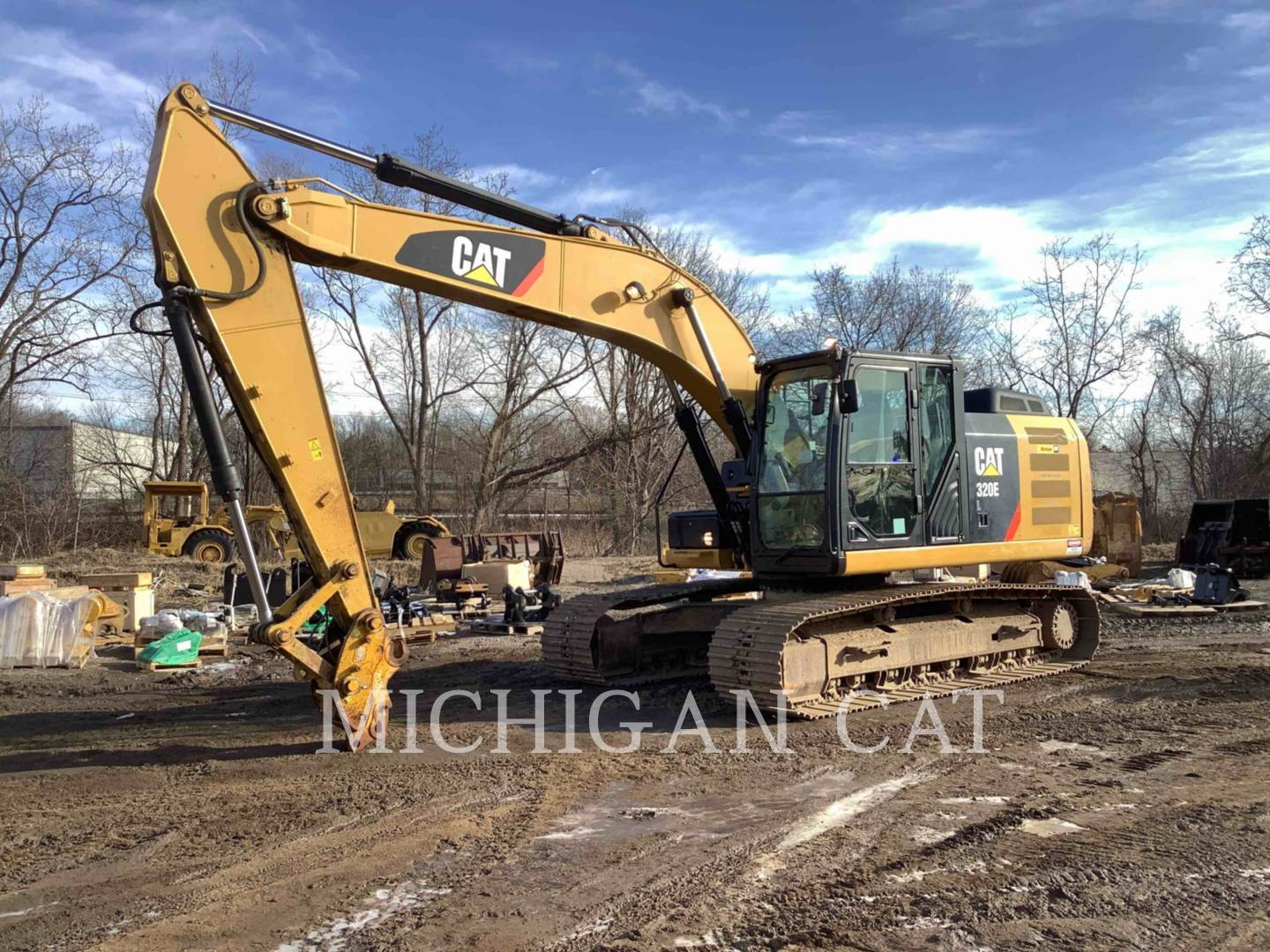 2013 Caterpillar 320EL Q Excavators and Mini Excavator