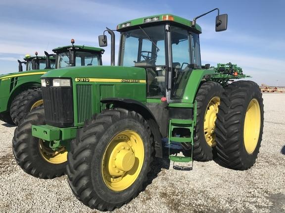 1997 John Deere 7810 Tractor