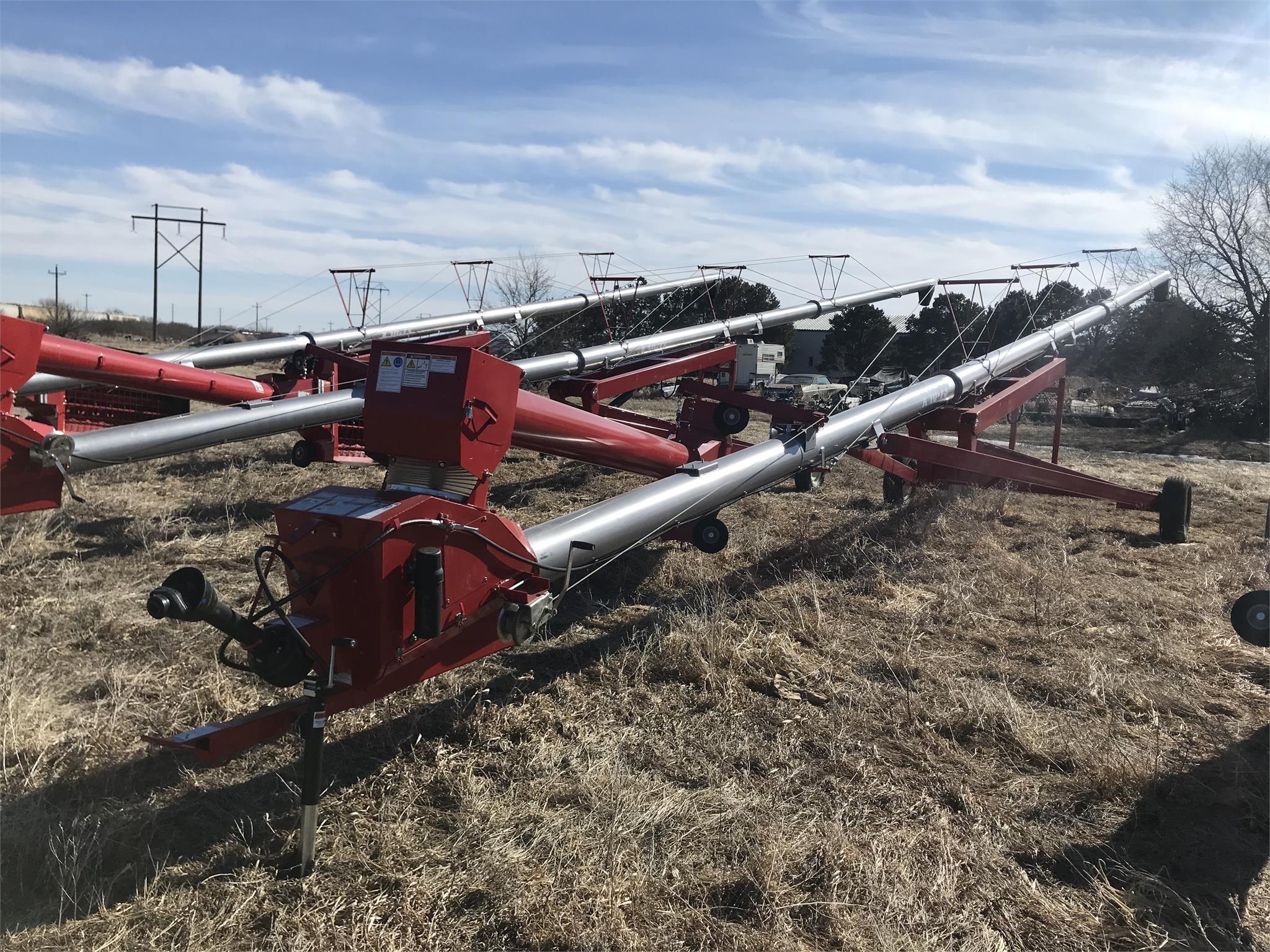 2019 Wheatheart X100-73 Augers and Conveyor