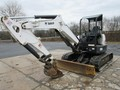2016 Bobcat E50 Excavators and Mini Excavator