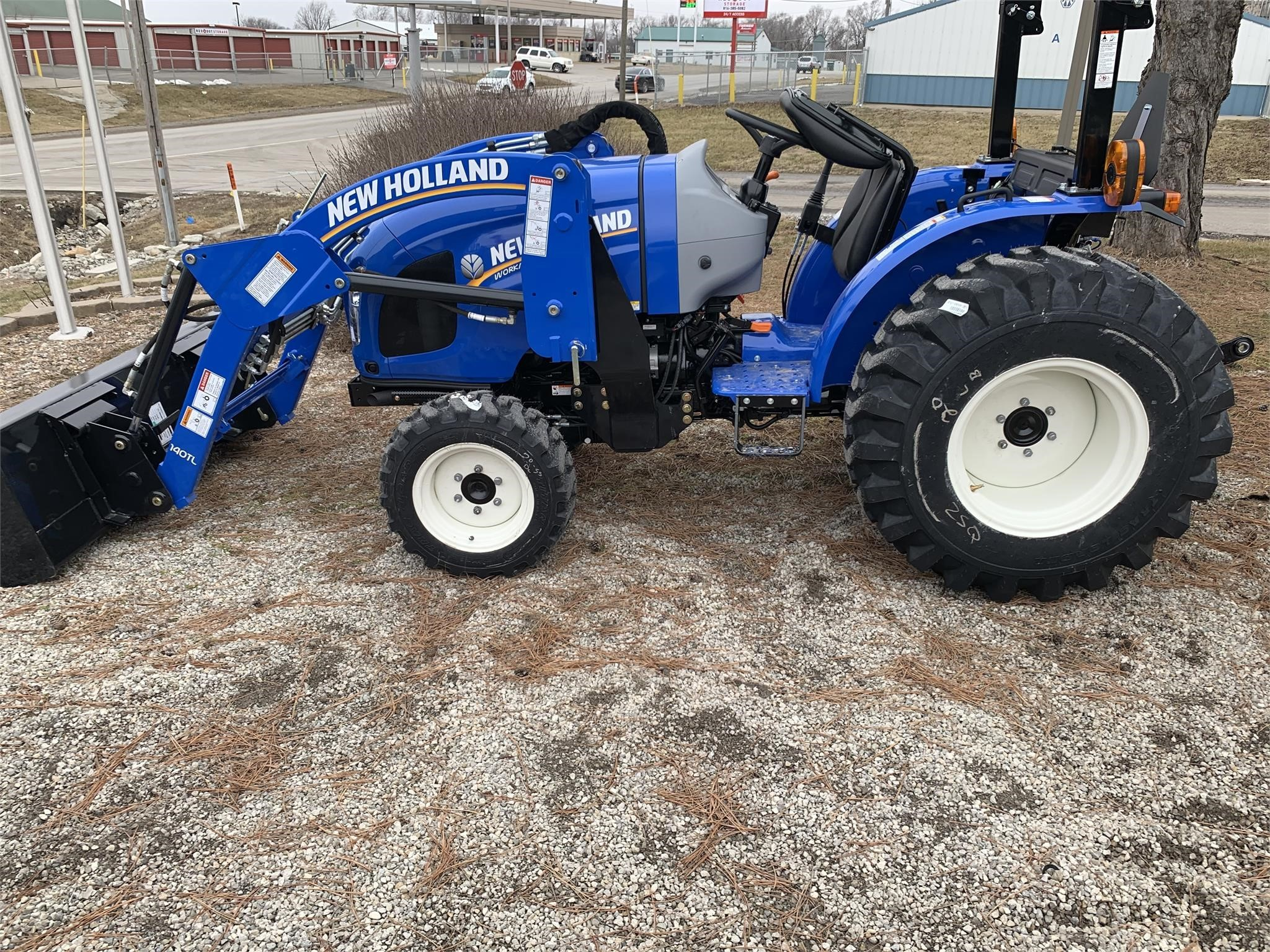 2020 New Holland Workmaster 40 Tractor