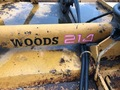 1987 Woods 214 Rotary Cutter