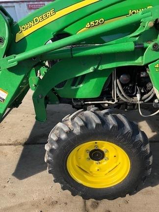 2012 John Deere 4520 Tractor