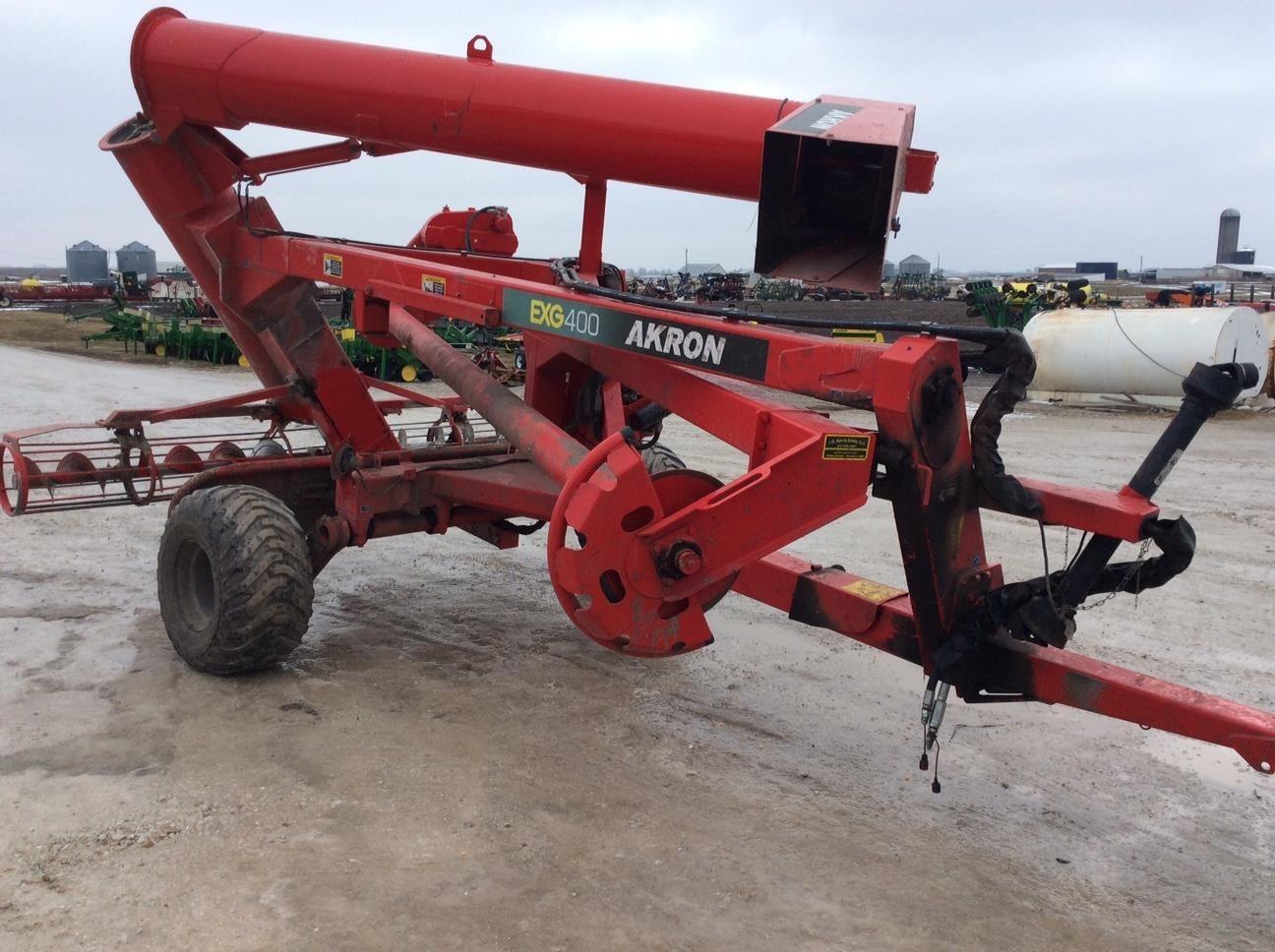 2019 Akron EXG400 Grain Bagger