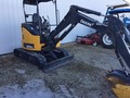 2015 Deere 26G Excavators and Mini Excavator