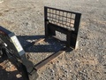 "John Deere 48"" Pallet Forks Loader and Skid Steer Attachment"