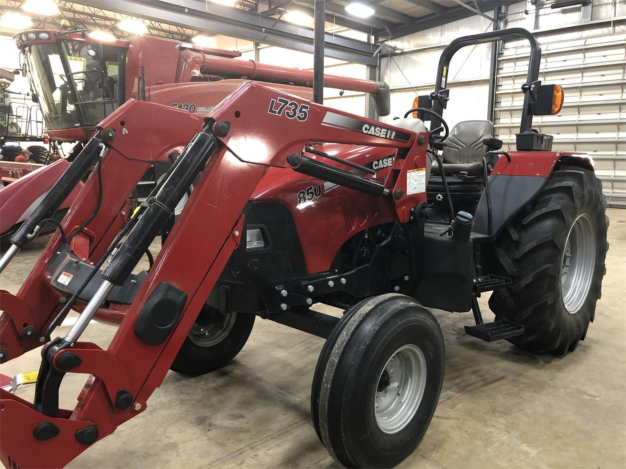 2012 Case IH Farmall 85U Tractor