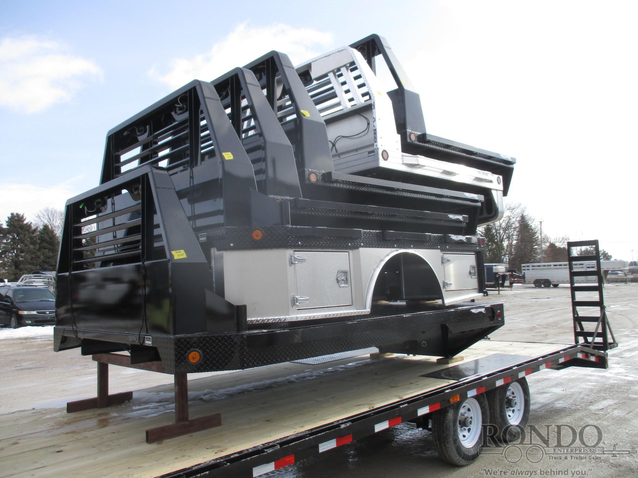 2020 Hillsboro 2500 Series Truck Bed