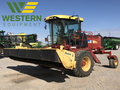 2005 New Holland H8080 Self-Propelled Windrowers and Swather