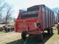 1987 H & S Super 7 + 4 Forage Wagon