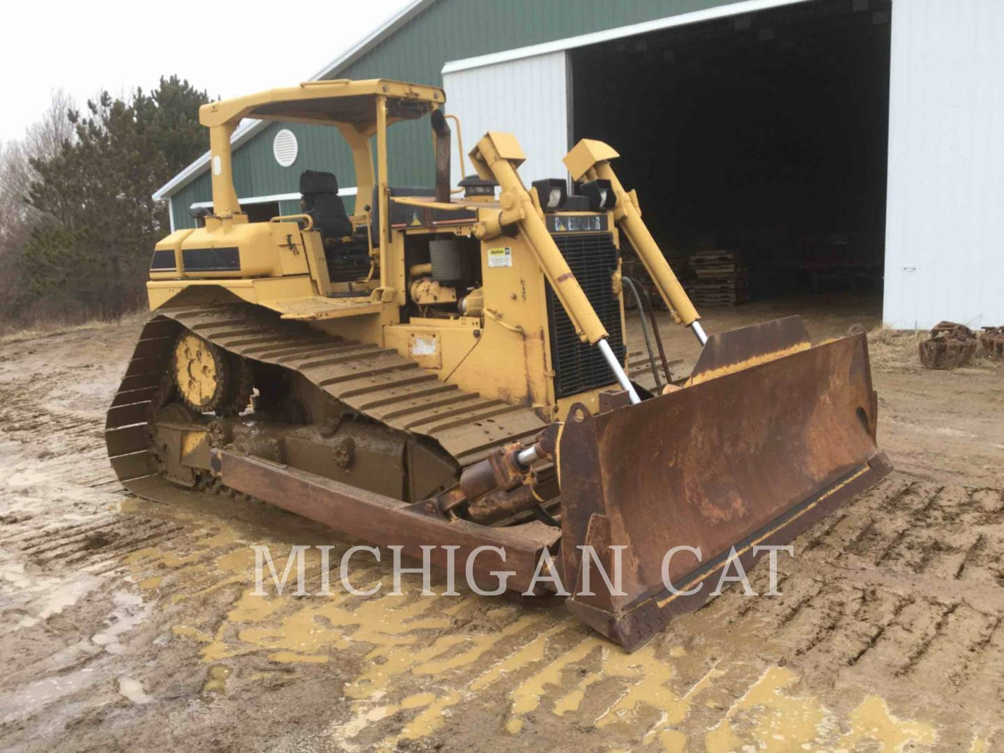 1998 Caterpillar D6R Dozer
