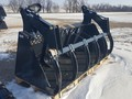 2018 Custom Made 8' HIGH CAPACITY GRAPPLE BUCKET Loader and Skid Steer Attachment