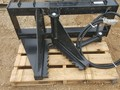 Custom Made Tree Puller Loader and Skid Steer Attachment