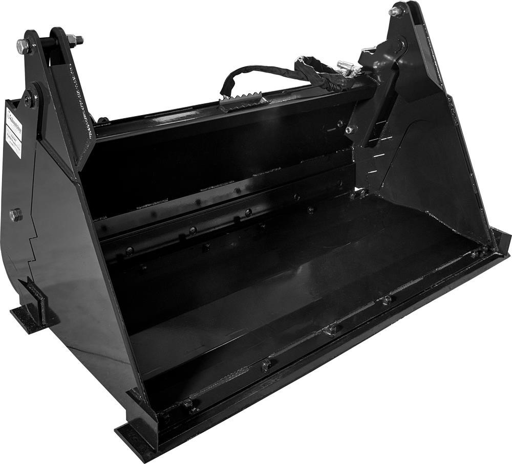 """Jenkins 82"""" 4 IN 1 BUCKET Loader and Skid Steer Attachment"""