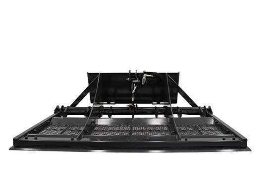 """Jenkins 84"""" LAND LEVELER W/ TEETH Loader and Skid Steer Attachment"""