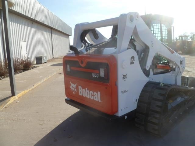 2019 Bobcat T650 Skid Steer