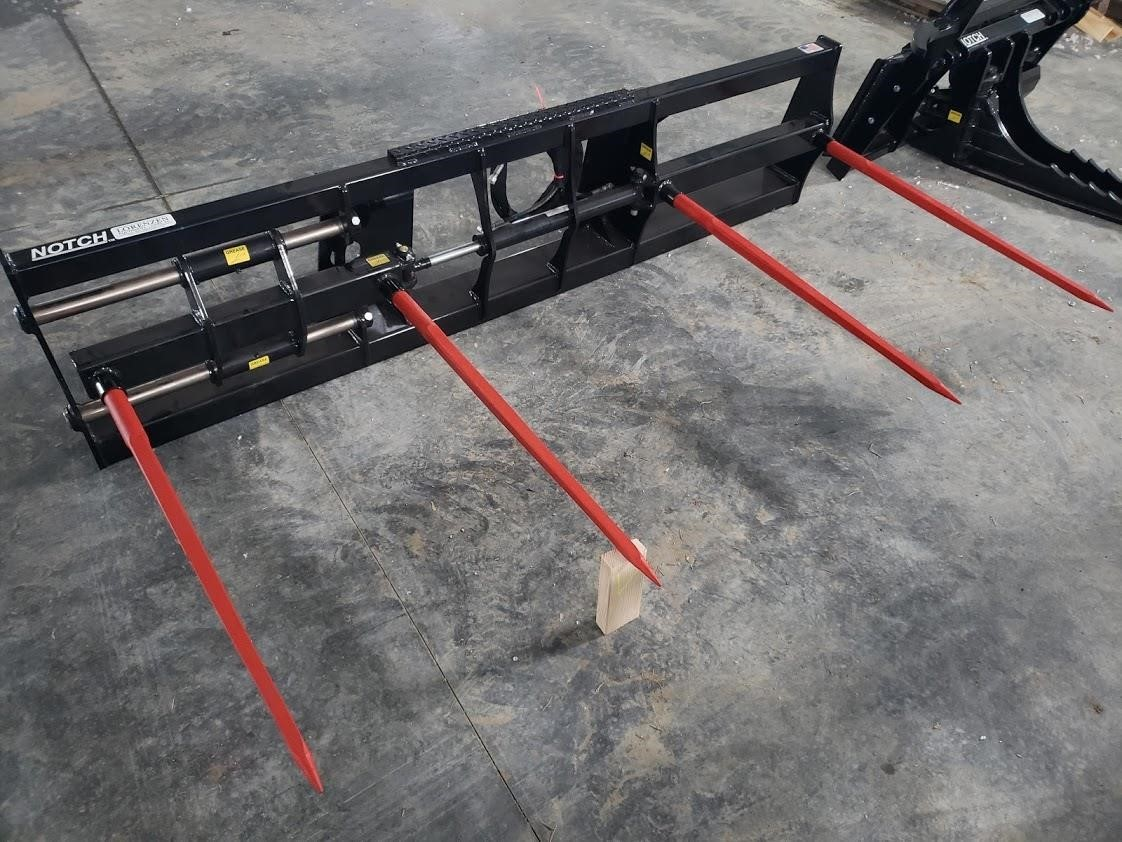 Notch BS-A2B49 Loader and Skid Steer Attachment
