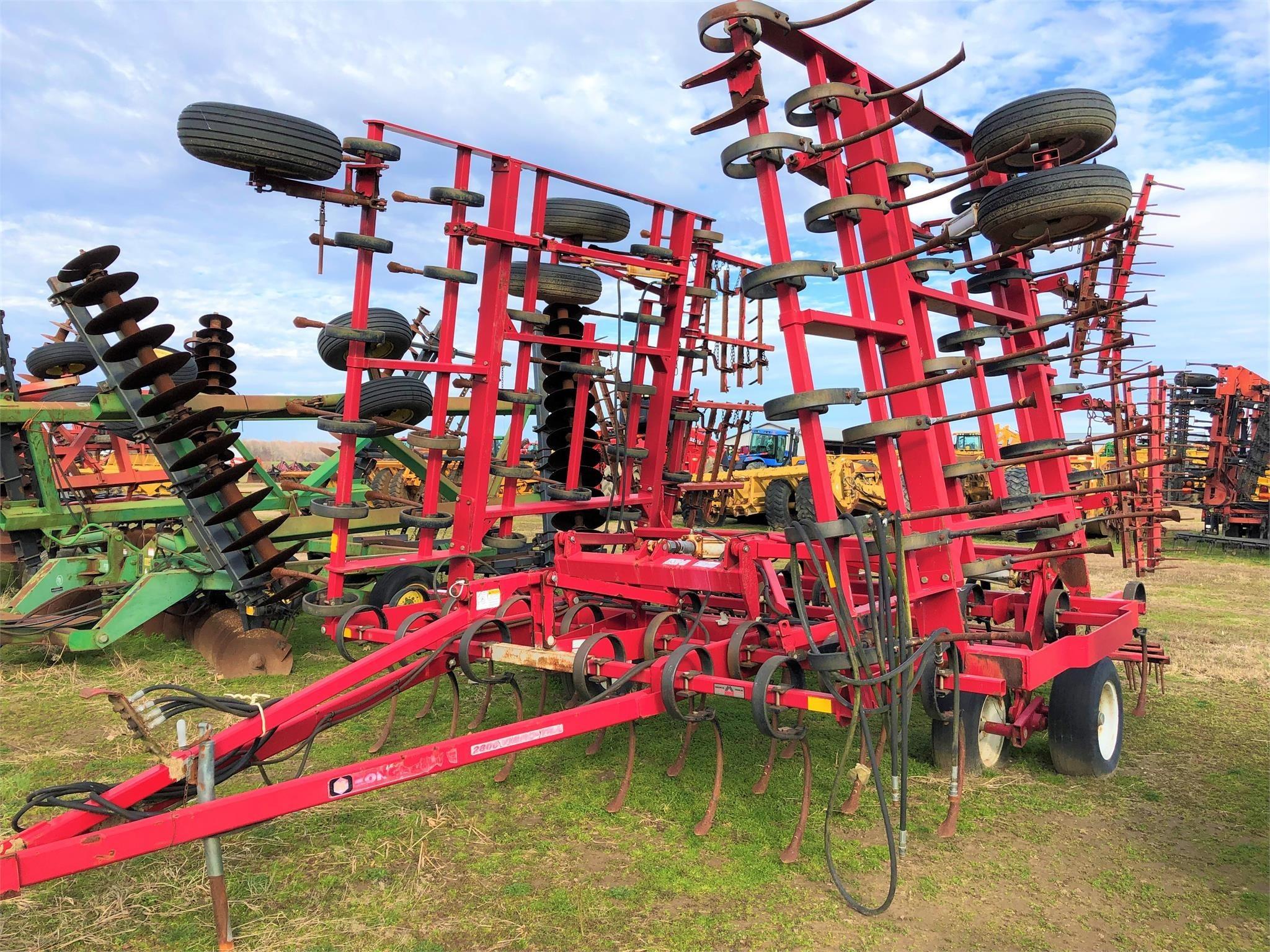 2015 Kongskilde Vibro Till 2800 Field Cultivator