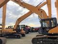 2015 Sany SY235C LC Excavators and Mini Excavator