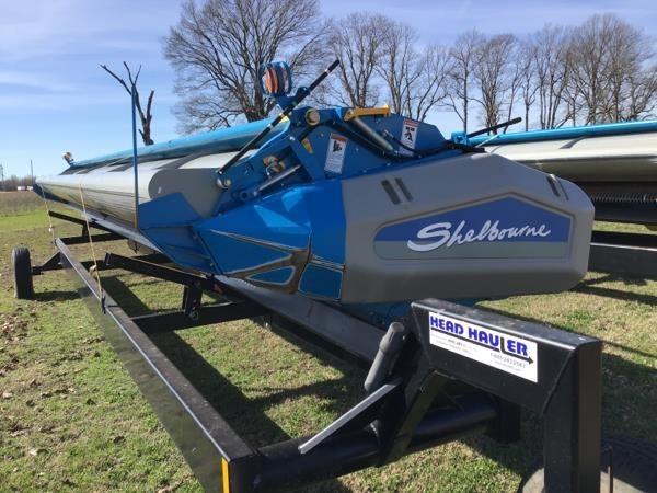 2018 Shelbourne Reynolds RSD32 Platform