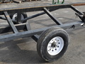 2012 Maurer 35 Header Trailer