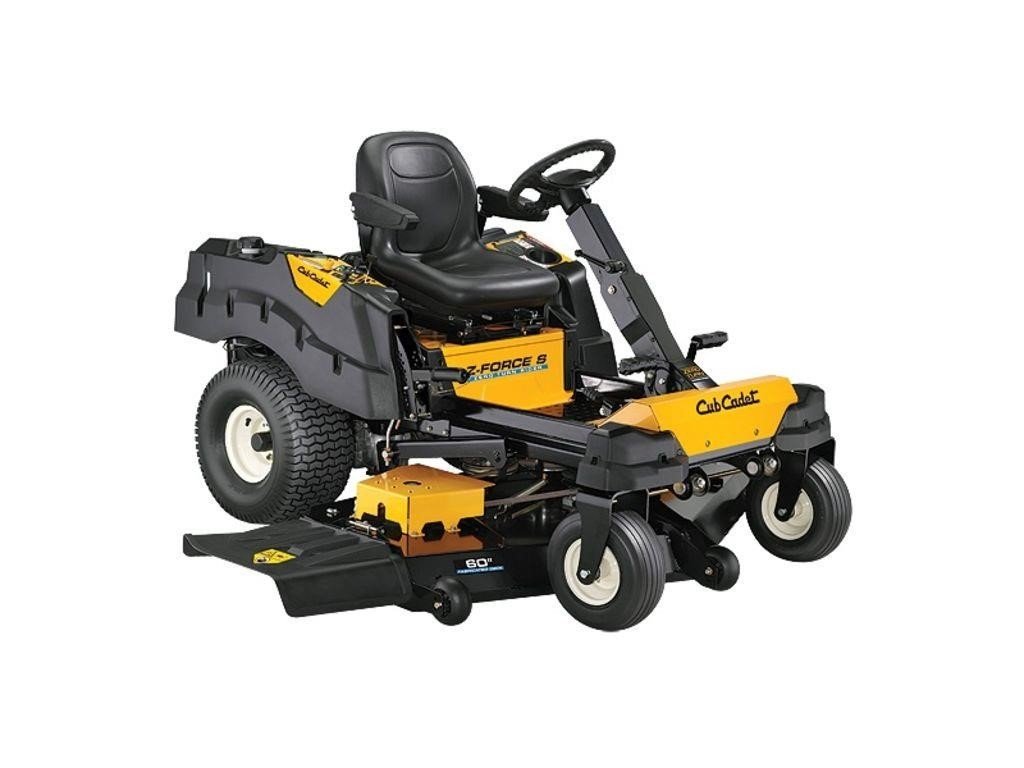 2019 Cub Cadet Z-Force S60 Lawn and Garden