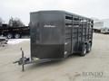 2020 Titan Challenger Livestock Trailer
