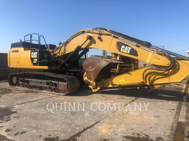 2014 Caterpillar 349EL Excavators and Mini Excavator