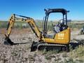 2013 Caterpillar 301.7D Excavators and Mini Excavator