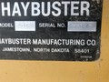 1994 Haybuster H1100 Grinders and Mixer