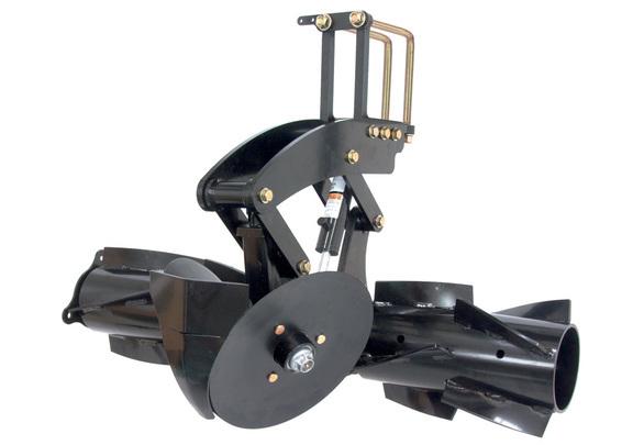 2014 Dawn ZRX CRIMPER Planter and Drill Attachment
